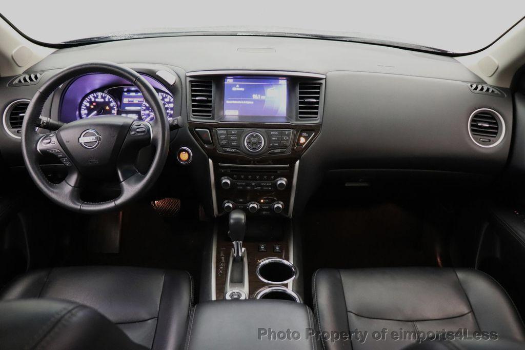 2015 Nissan Pathfinder CERTIFIED PATHFINDER SL PREMIUM 4WD 7PASS BLIS CAM NAV BOSE - 18561282 - 35
