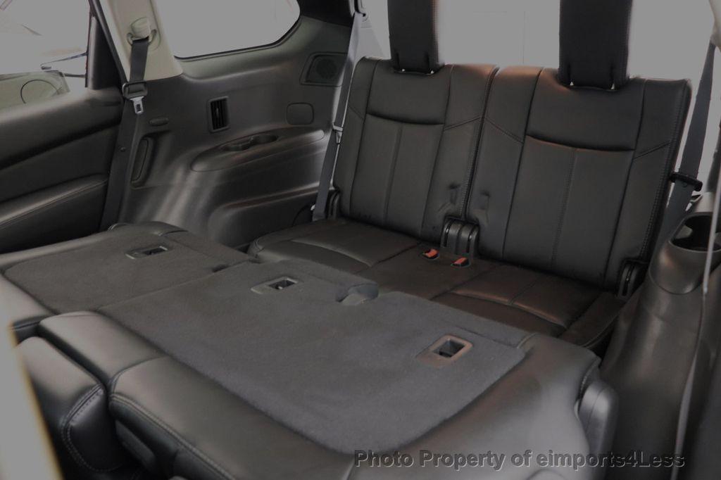 2015 Nissan Pathfinder CERTIFIED PATHFINDER SL PREMIUM 4WD 7PASS BLIS CAM NAV BOSE - 18561282 - 38