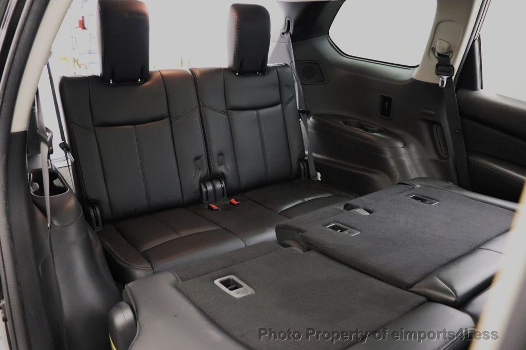 2015 Nissan Pathfinder CERTIFIED PATHFINDER SL PREMIUM 4WD 7PASS BLIS CAM NAV BOSE - 18561282 - 39