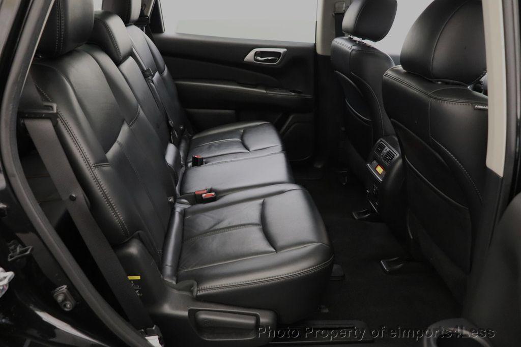 2015 Nissan Pathfinder CERTIFIED PATHFINDER SL PREMIUM 4WD 7PASS BLIS CAM NAV BOSE - 18561282 - 40