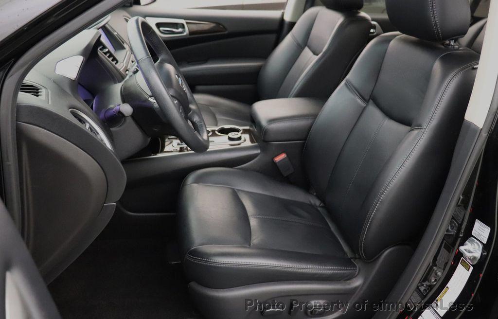 2015 Nissan Pathfinder CERTIFIED PATHFINDER SL PREMIUM 4WD 7PASS BLIS CAM NAV BOSE - 18561282 - 41