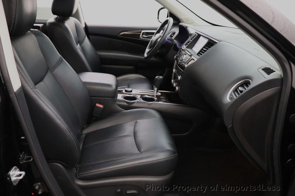 2015 Nissan Pathfinder CERTIFIED PATHFINDER SL PREMIUM 4WD 7PASS BLIS CAM NAV BOSE - 18561282 - 42
