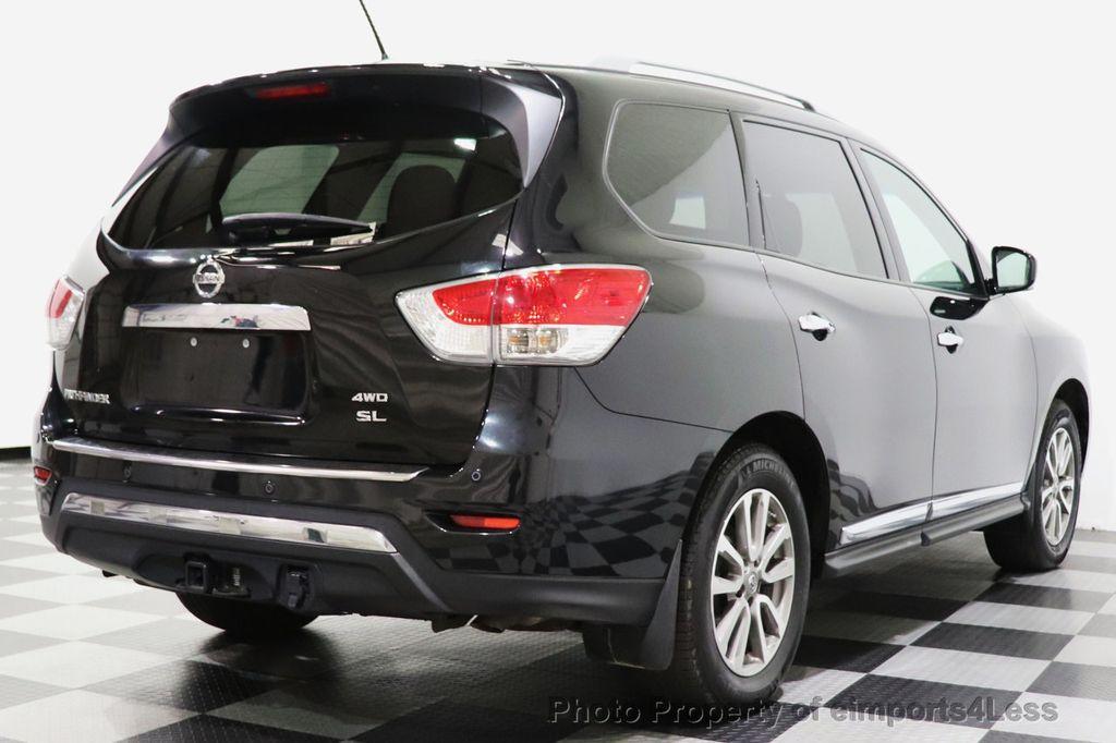 2015 Nissan Pathfinder CERTIFIED PATHFINDER SL PREMIUM 4WD 7PASS BLIS CAM NAV BOSE - 18561282 - 51
