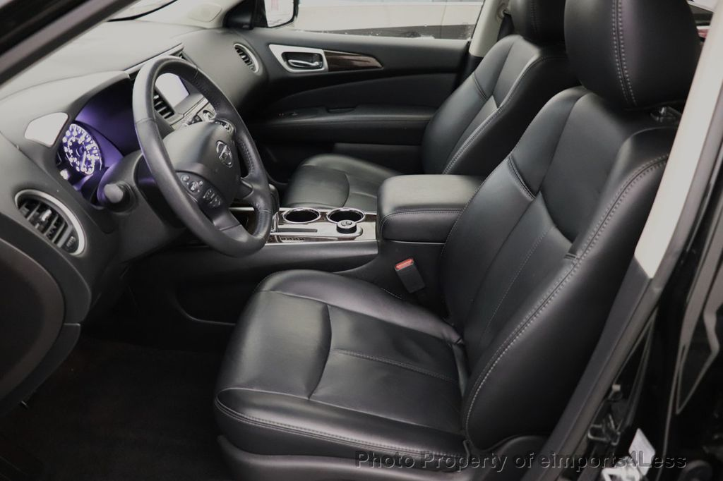 2015 Nissan Pathfinder CERTIFIED PATHFINDER SL PREMIUM 4WD 7PASS BLIS CAM NAV BOSE - 18561282 - 52