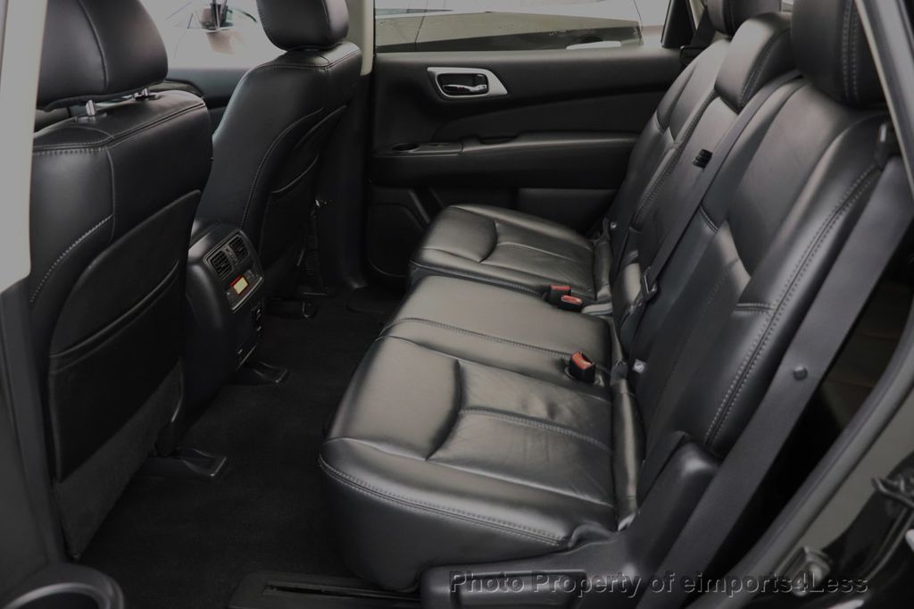 2015 Nissan Pathfinder CERTIFIED PATHFINDER SL PREMIUM 4WD 7PASS BLIS CAM NAV BOSE - 18561282 - 54