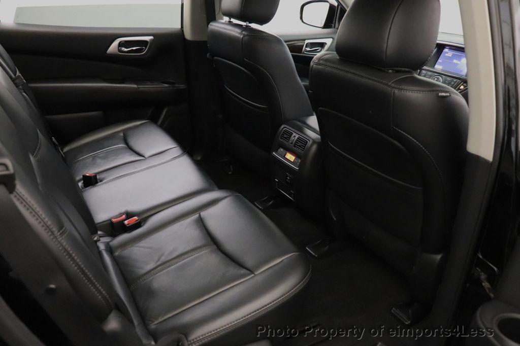 2015 Nissan Pathfinder CERTIFIED PATHFINDER SL PREMIUM 4WD 7PASS BLIS CAM NAV BOSE - 18561282 - 55