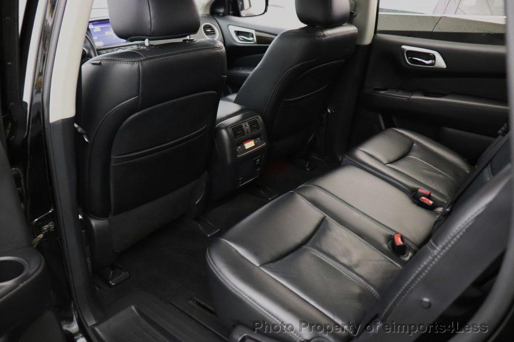 2015 Nissan Pathfinder CERTIFIED PATHFINDER SL PREMIUM 4WD 7PASS BLIS CAM NAV BOSE - 18561282 - 7