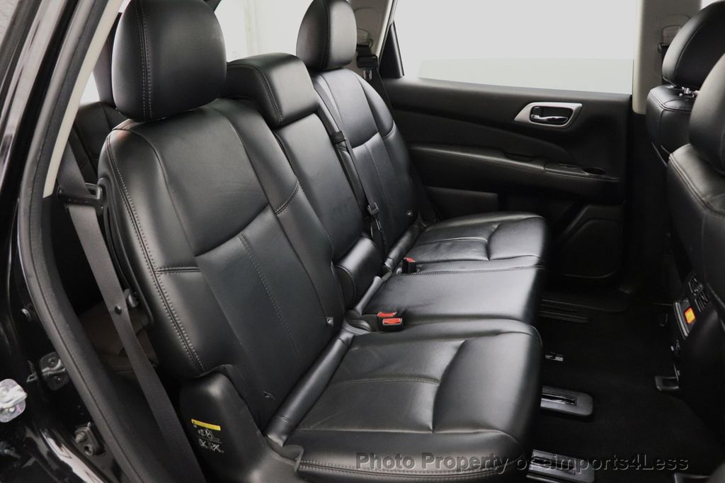 2015 Nissan Pathfinder CERTIFIED PATHFINDER SL PREMIUM 4WD 7PASS BLIS CAM NAV BOSE - 18561282 - 8