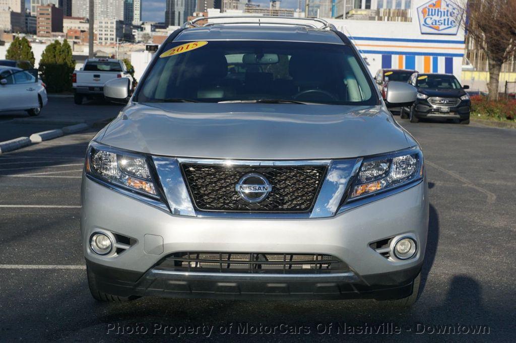 2015 Nissan Pathfinder SL w/Tech Pkg - 18657997 - 9