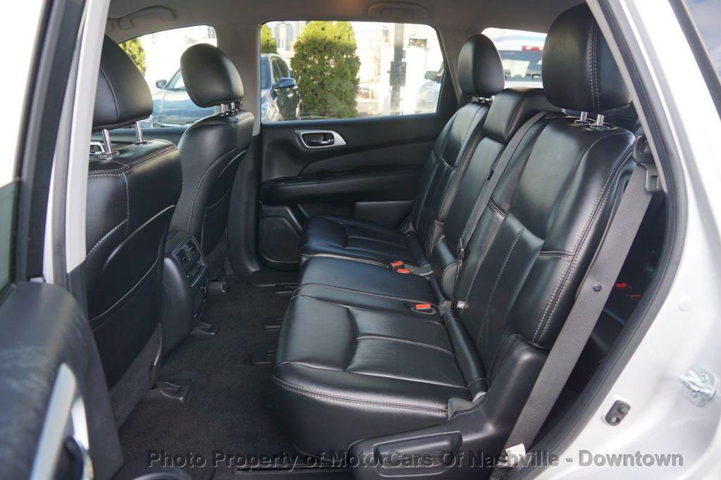 2015 Nissan Pathfinder SL w/Tech Pkg - 18657997 - 16