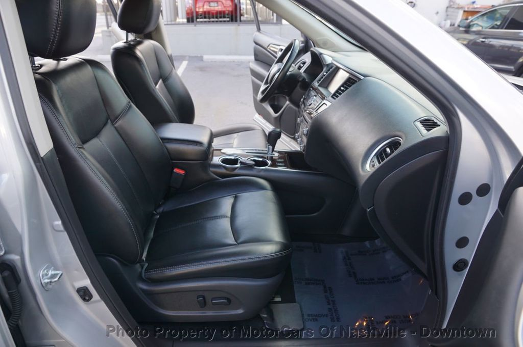 2015 Nissan Pathfinder SL w/Tech Pkg - 18657997 - 22