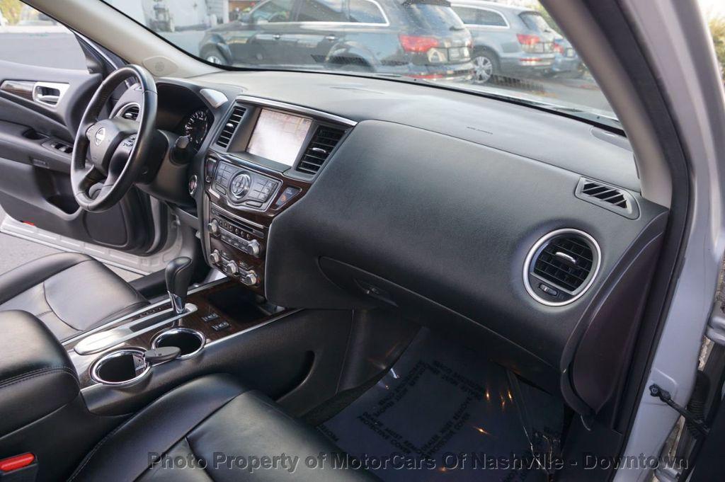 2015 Nissan Pathfinder SL w/Tech Pkg - 18657997 - 25