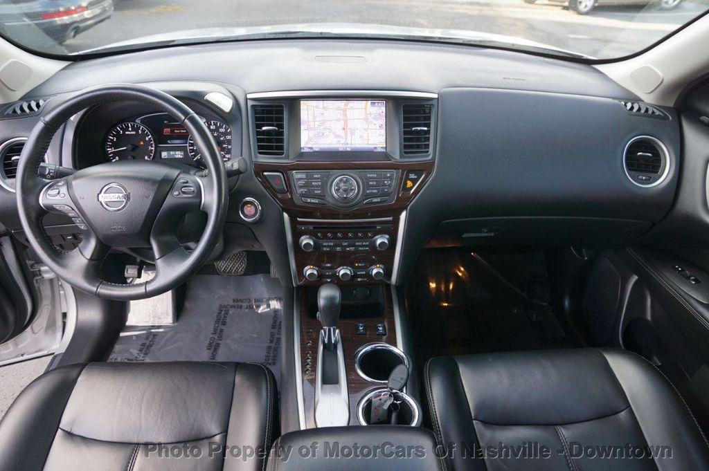 2015 Nissan Pathfinder SL w/Tech Pkg - 18657997 - 26