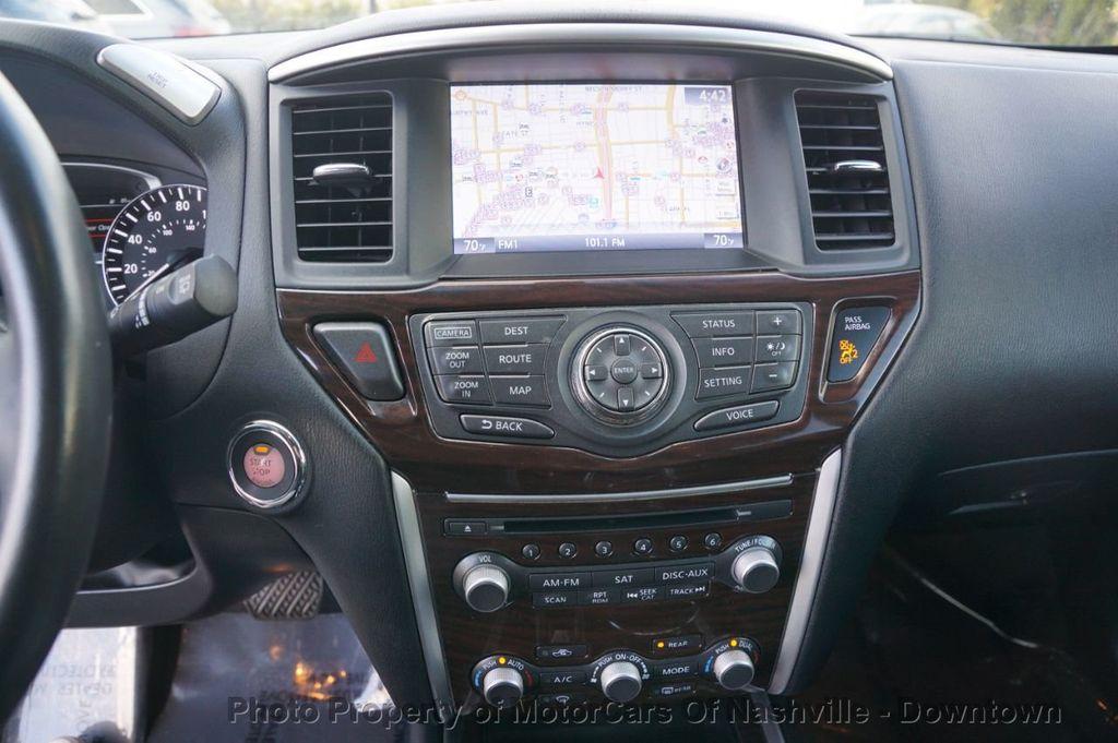2015 Nissan Pathfinder SL w/Tech Pkg - 18657997 - 30