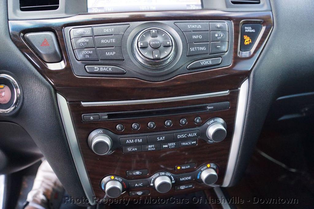 2015 Nissan Pathfinder SL w/Tech Pkg - 18657997 - 33