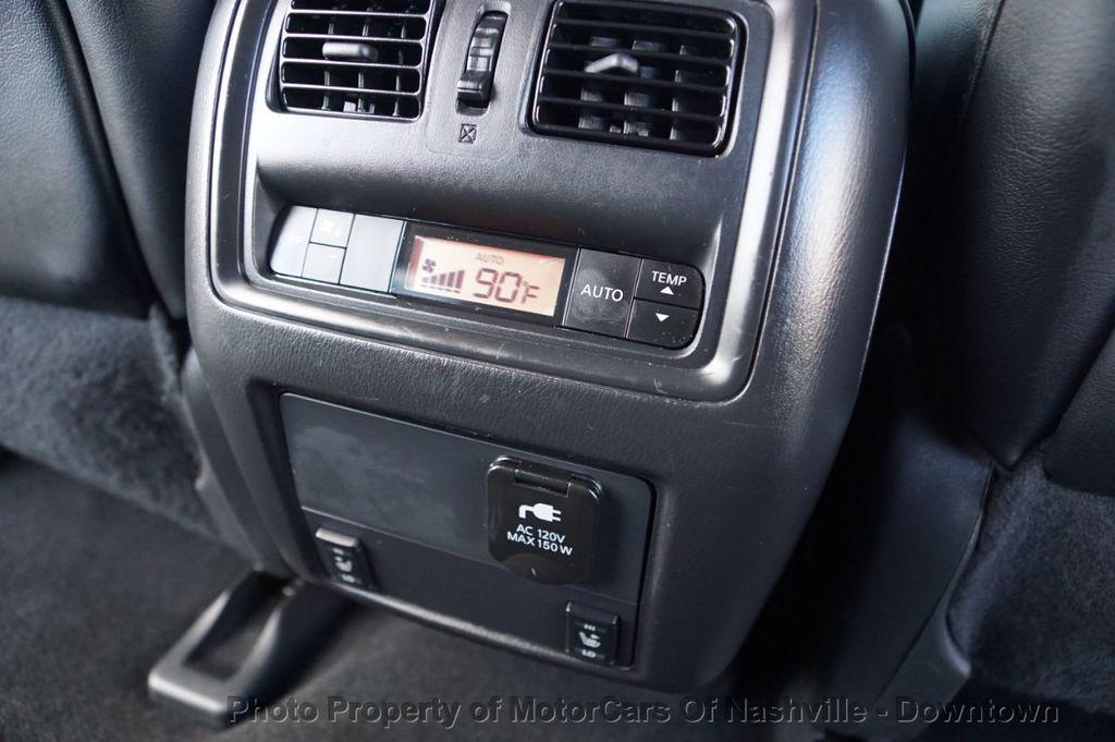 2015 Nissan Pathfinder SL w/Tech Pkg - 18657997 - 36