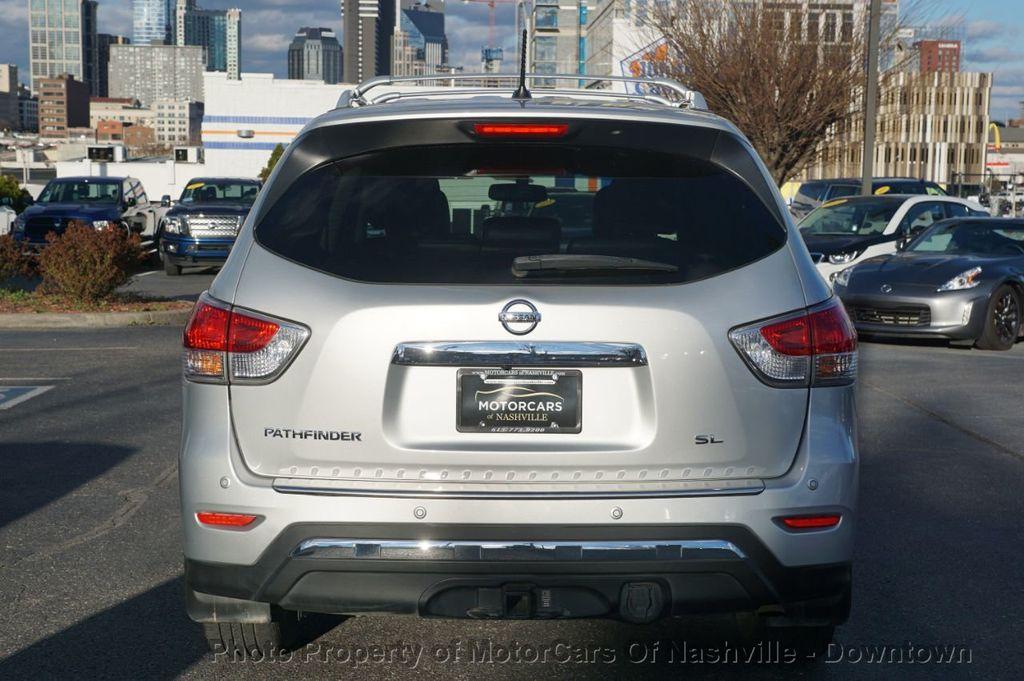 2015 Nissan Pathfinder SL w/Tech Pkg - 18657997 - 5