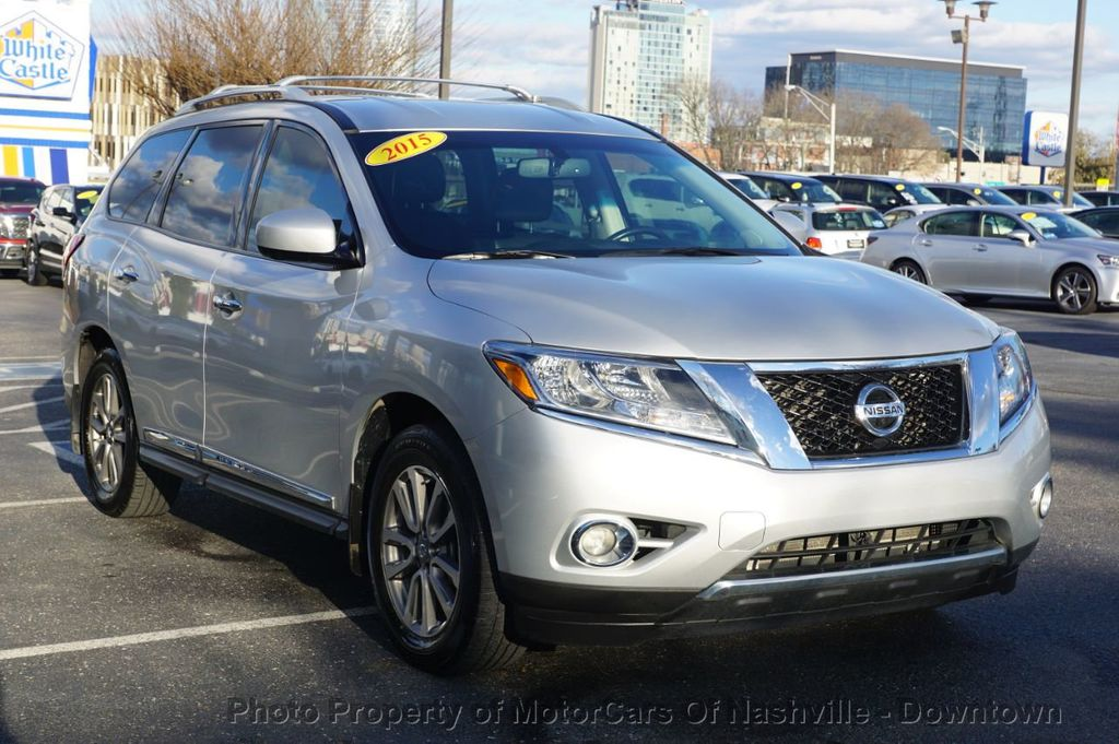 2015 Nissan Pathfinder SL w/Tech Pkg - 18657997 - 8