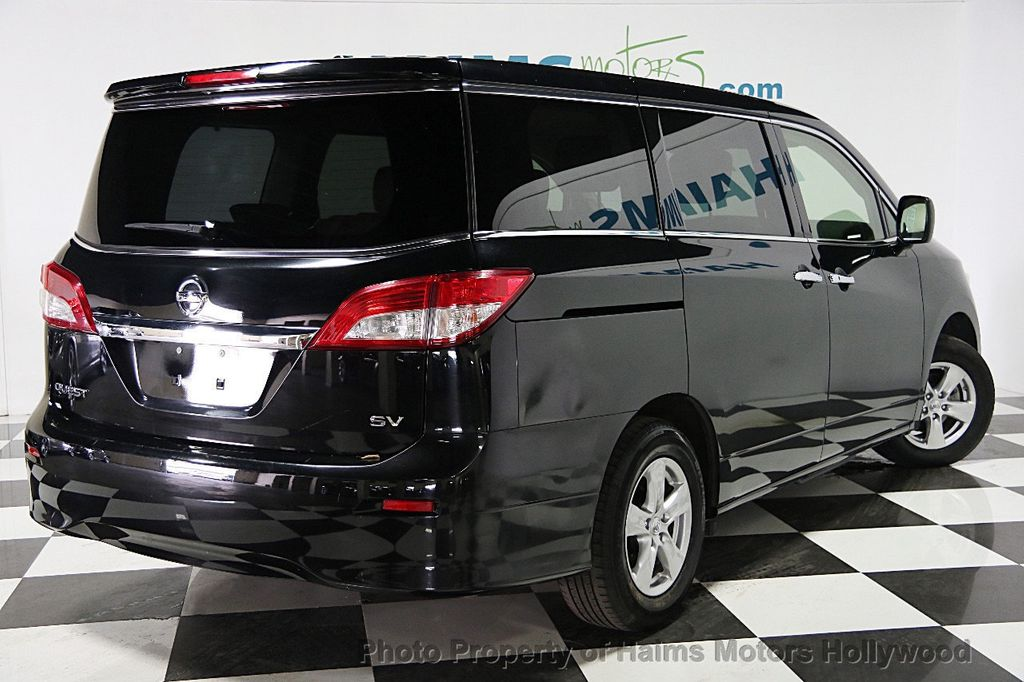2015 used nissan quest 4dr s at haims motors serving fort lauderdale hollywood miami fl iid. Black Bedroom Furniture Sets. Home Design Ideas
