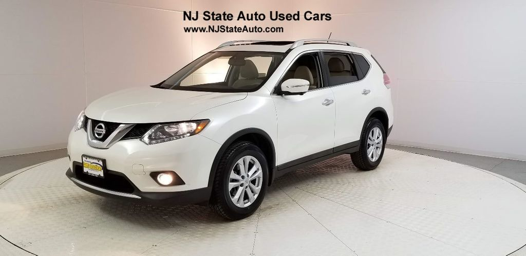 2015 Nissan Rogue AWD 4dr SV - 18275736 - 0