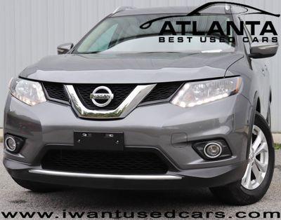 Nissan Rogue 3Rd Row >> Used Nissan Rogue At Atlanta Best Used Cars Serving Norcross Ga