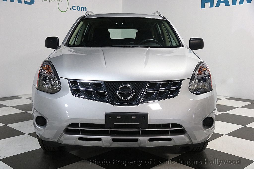 2015 used nissan rogue select awd 4dr s at haims motors serving fort lauderdale hollywood. Black Bedroom Furniture Sets. Home Design Ideas