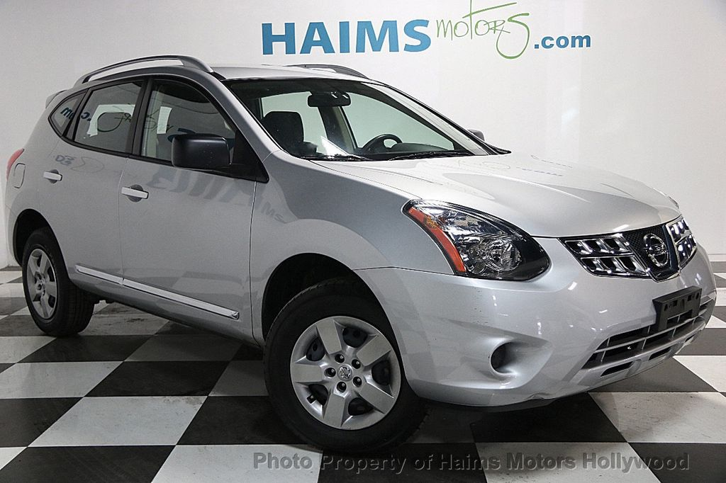 2015 Nissan Rogue Select AWD 4dr S - 16187081 - 2