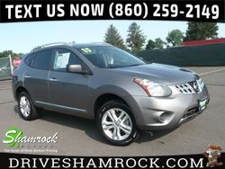 2015 Nissan Rogue Select - JN8AS5MV1FW250410