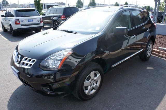 2015 Nissan Rogue Select AWD 4dr S - 17961951 - 1