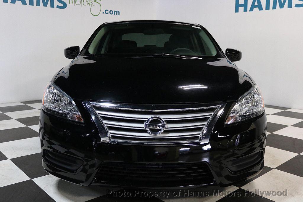 2015 Nissan Sentra  - 17724913 - 2
