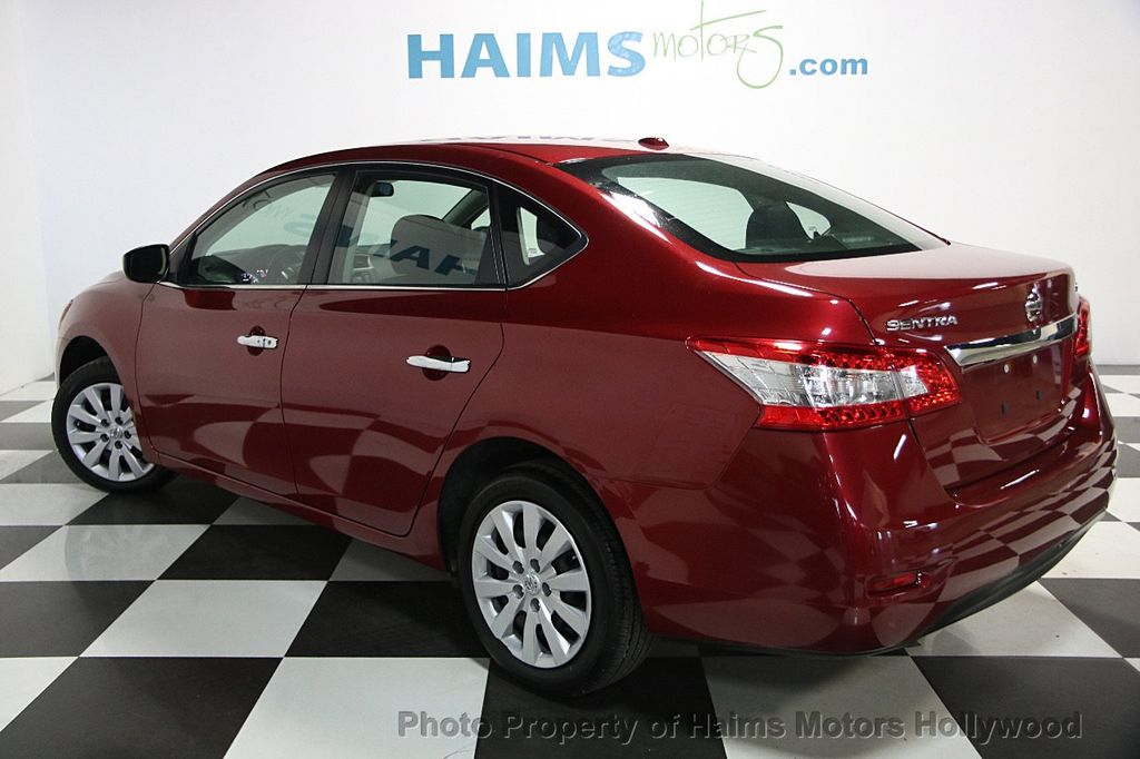 2015 used nissan sentra 4dr sedan i4 cvt sv at haims motors serving