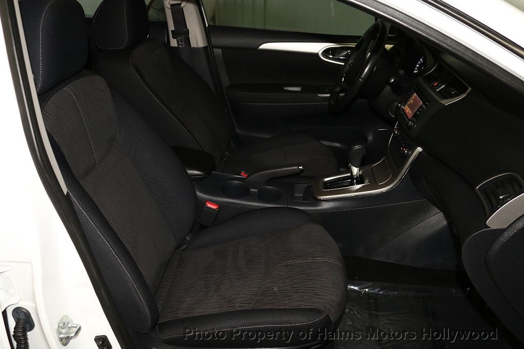 2015 Nissan Sentra 4dr Sedan I4 CVT SV - 17651865 - 13