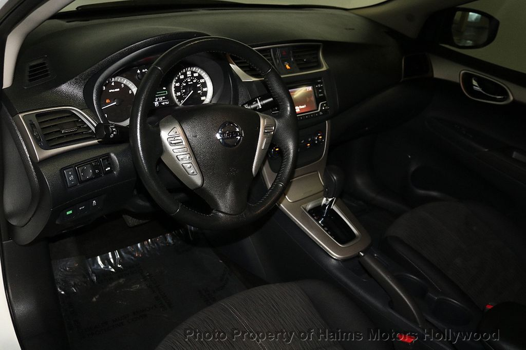 2015 Nissan Sentra 4dr Sedan I4 CVT SV - 17651865 - 17
