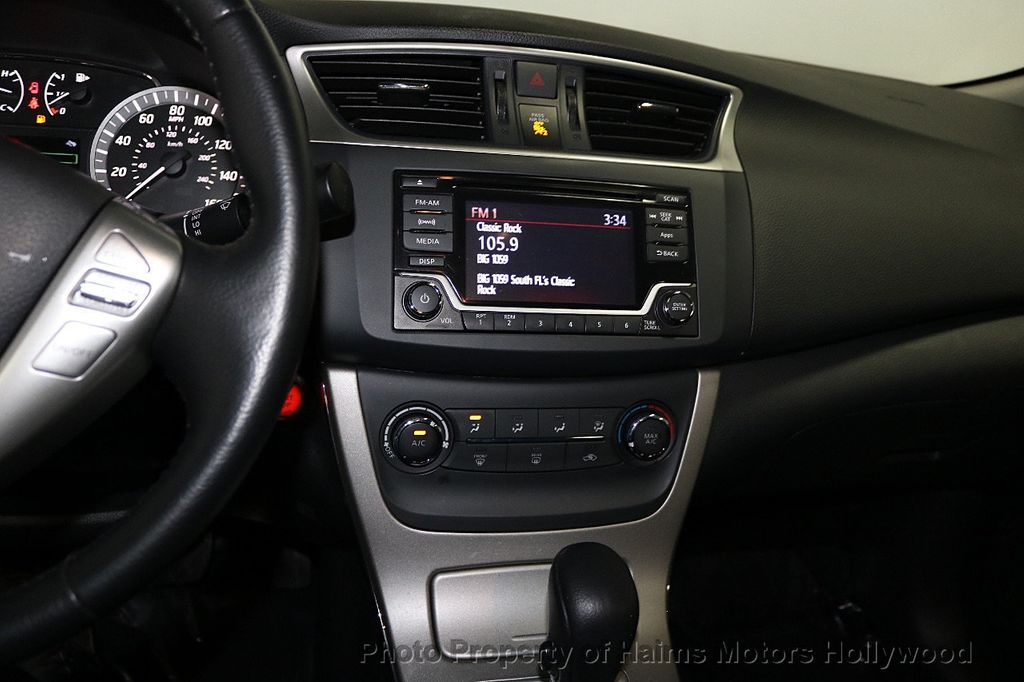 2015 Nissan Sentra 4dr Sedan I4 CVT SV - 18468432 - 18