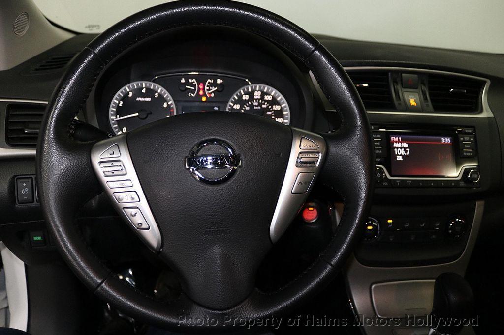 2015 Nissan Sentra 4dr Sedan I4 CVT SV - 18468432 - 26