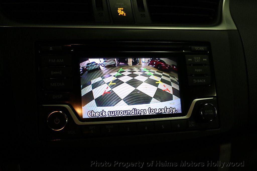 2015 Nissan Sentra 4dr Sedan I4 CVT SV - 18468432 - 28