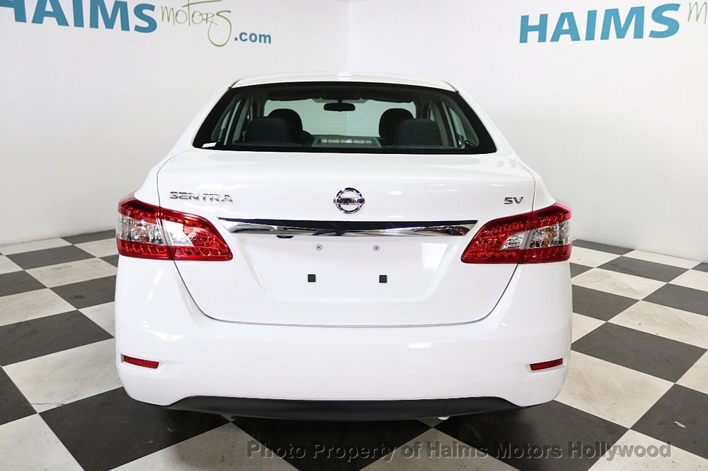 2015 Nissan Sentra 4dr Sedan I4 CVT SV - 18468432 - 5