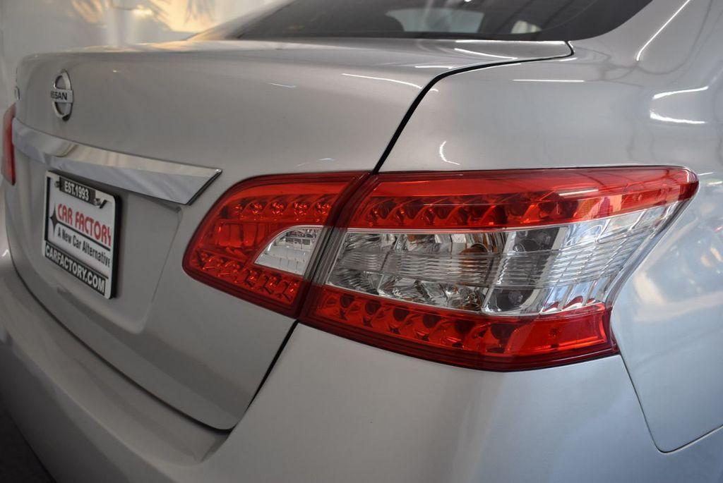 2015 Nissan Sentra S - 18319323 - 1