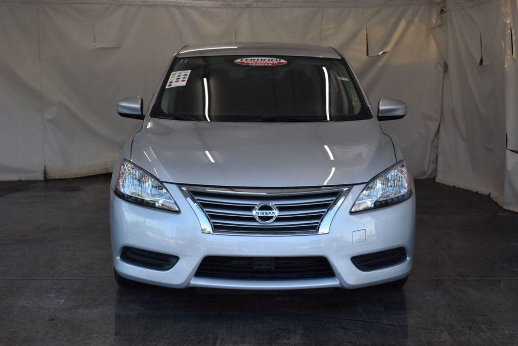 2015 Nissan Sentra S - 18319323 - 3