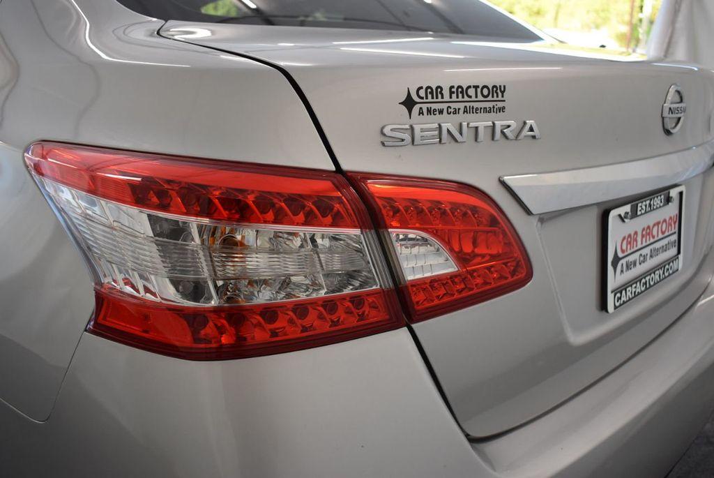 2015 Nissan Sentra S - 18319323 - 6