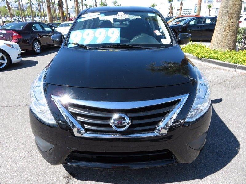 2015 Nissan Versa Sv Not Specified For Sale In Las Vegas