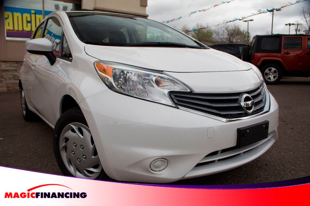 2015 Nissan Versa Note 5dr Hatchback Manual 1.6 S - 14987077 - 0