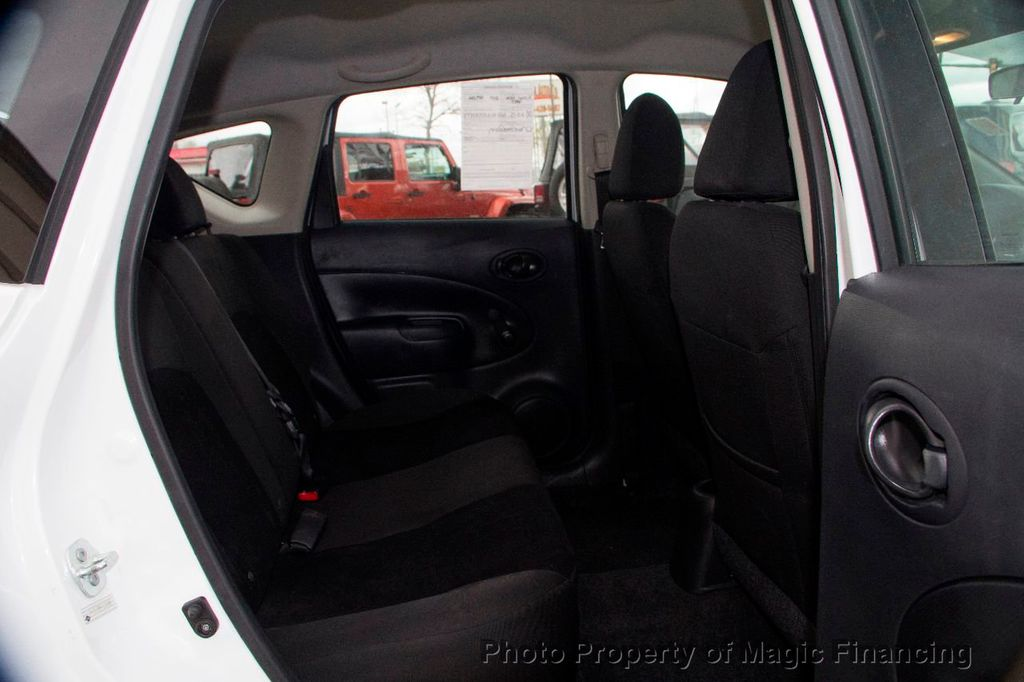 2015 Nissan Versa Note 5dr Hatchback Manual 1.6 S - 14987077 - 17