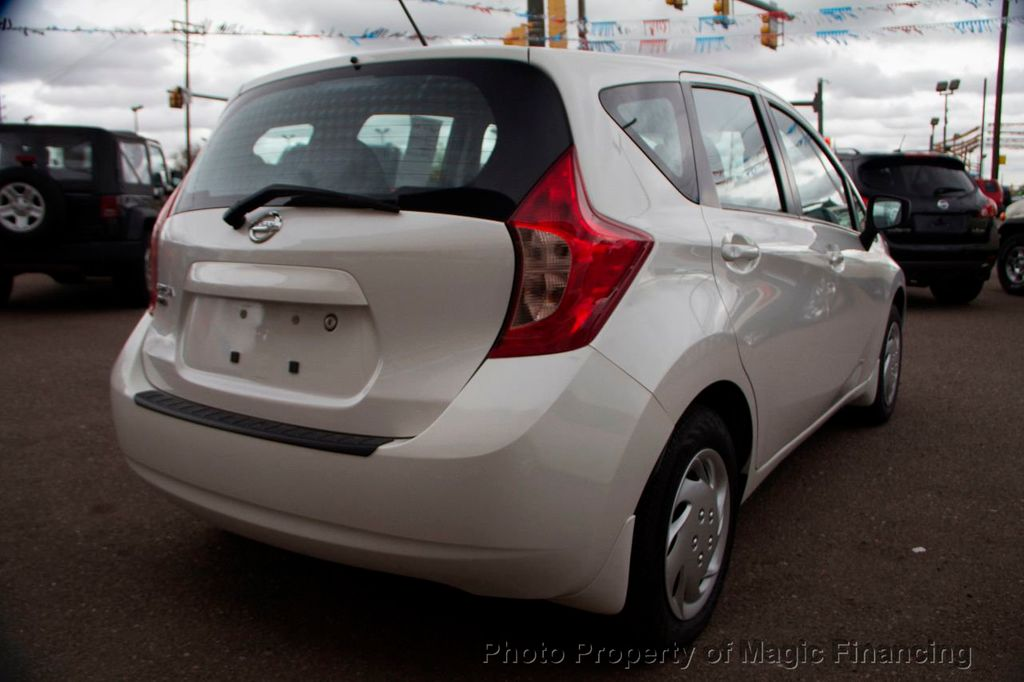 2015 Nissan Versa Note 5dr Hatchback Manual 1.6 S - 14987077 - 5