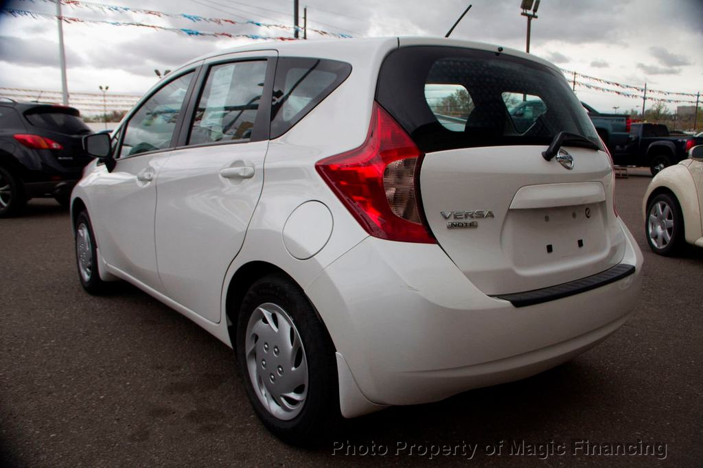 2015 Nissan Versa Note 5dr Hatchback Manual 1.6 S - 14987077 - 7