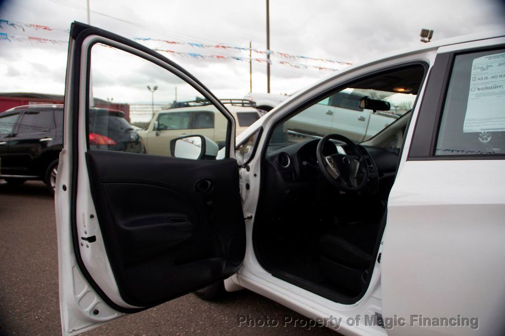 2015 Nissan Versa Note 5dr Hatchback Manual 1.6 S - 14987077 - 8