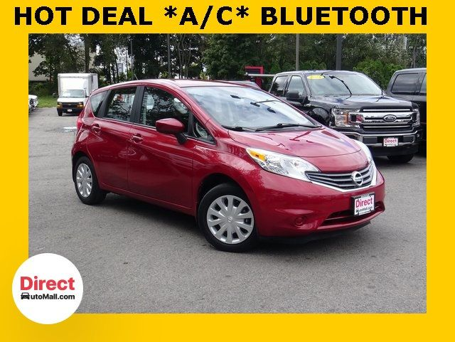 Used Nissan Versa >> 2015 Used Nissan Versa Note Sv At Direct Automall Com Serving Framingham Ma Iid 19392285