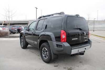 2015 Nissan Xterra 4WD 4dr Automatic Pro-4X SUV - Click to see full-size photo viewer