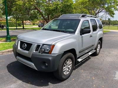 2015 Nissan Xterra 4WD 4dr Automatic S SUV
