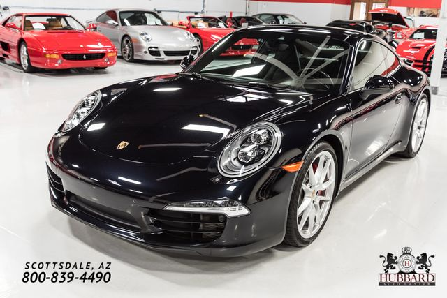 2015 Porsche 911 2dr Coupe Carrera S - Click to see full-size photo viewer